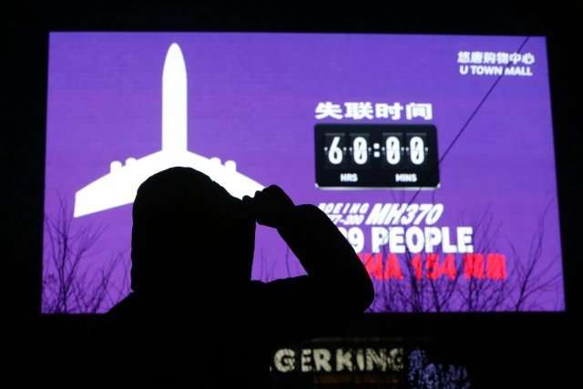Le Boeing, «apte» au vol selon la compagnie,... (PHOTO JASON LEE, REUTERS)