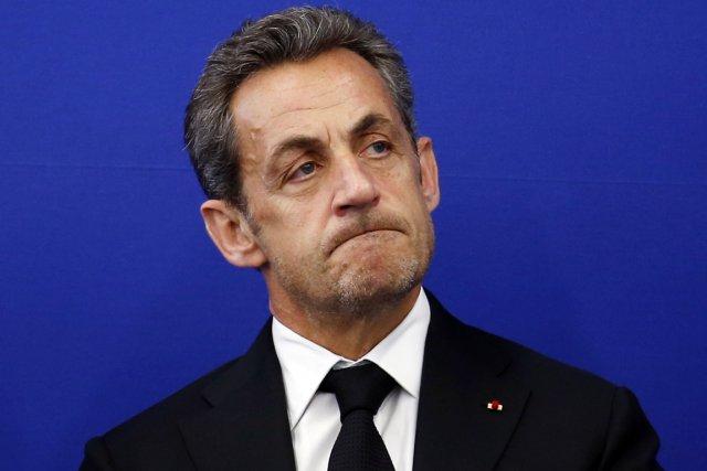 Nicolas Sarkozy, à Nice, le 10 mars.... (PHOTO ÉRIC GAILLARD, REUTERS)