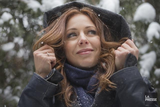 L'Isabelle Boulay d'aujourd'hui n'est pas celle d'hier. «Je... (Photo: Ivanoh Demers, La Presse)