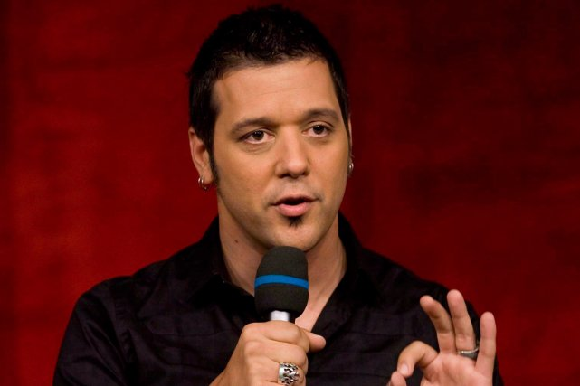 George Stroumboulopoulos... (Photo Darren Calabrese, archives PC)