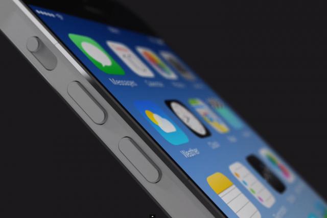 Unconcepteur a imaginé un prototype de la prochaine génération de iPhone. (IMAGE TIRÉE D'UNE VIDÉO)