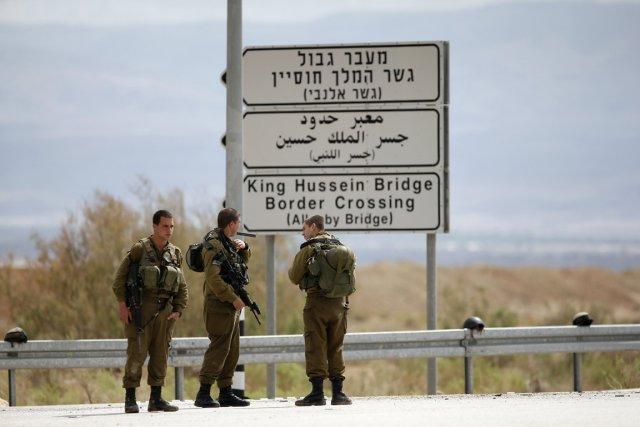 Situé à 50km d'Amman et proche de la... (PHOTO RONEN ZVULUN, REUTERS)
