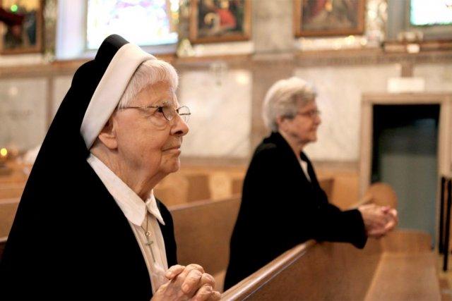 «Certaines des soeurs de la Providence portent encore... (PHOTO FOURNIE PAR LA PRODUCTION)