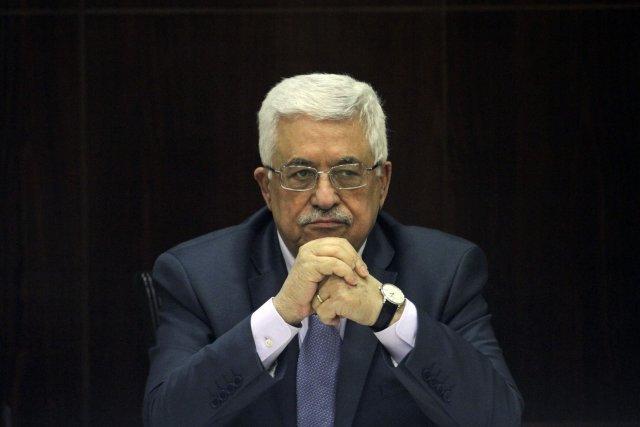 Mahmoud Abbas, président de l'Autorité palestinienne... (Photo archives AP)