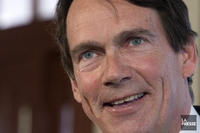 Homme d'affaires prospère et actionnaire majoritaire de Québecor... (Photo Robert Skinner, La Presse)