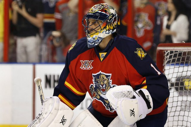 Roberto Luongo... (Photo: Reuters)