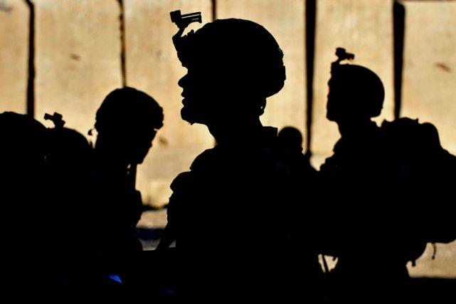 Le Sénat américain a adopté lundi à l'unanimité un texte visant à lutter contre... (Photo: AFP)
