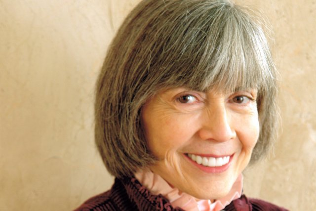 Anne Rice... (Photo Becket M. Ghioto, Bloomberg News)