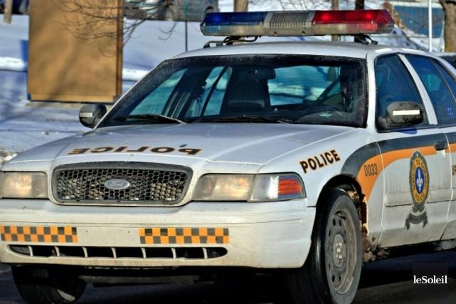 La Sûreté du Québec (SQ) a ouvert une enquête sur une agression armée survenue... (Photothèque Le Soleil, Pascal Ratthé)