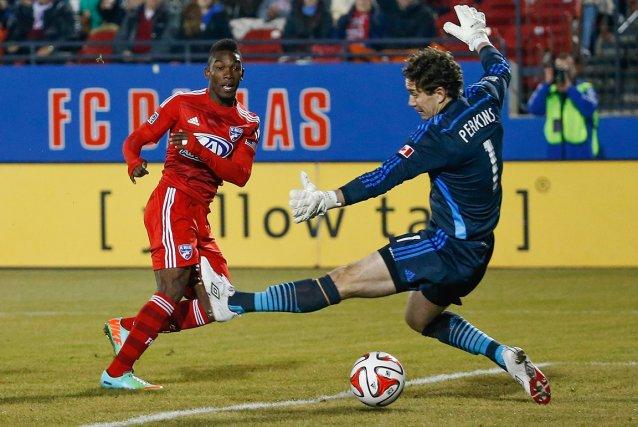 Les trois buts encaissés samedi par l'Impact et... (Photo Kevin Jairaj, USA Today)
