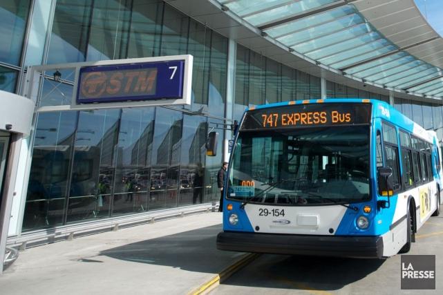 La meilleure façon pour la Ville de Montréal d'aider l'aéroport... (PHOTO MARTIN CHAMBERLAND, LA PRESSE)