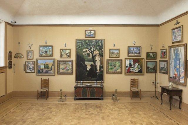 Les oeuvres de la Barnes Foundation sont placées... (Photo fournie par The Barnes Foundation)