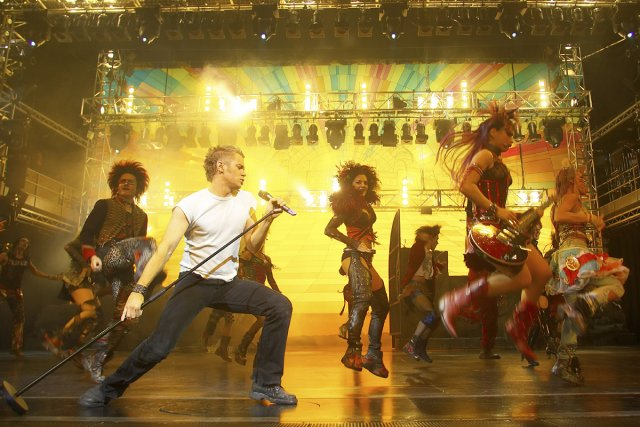 We Will Rock You... (Photo: fournie par Mirvish Productions)