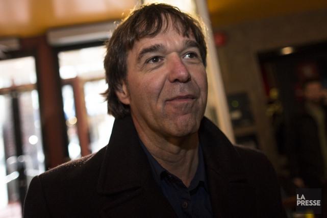 Yves Desgagnés... (Photo archives La Presse)
