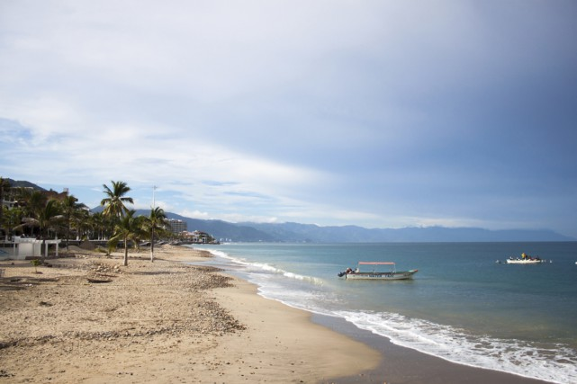 Puerto Vallarta, au Mexique.... (Photo Digital/Thinkstock)