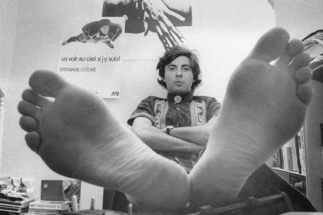 Le jeune écrivain d'origine française Emmanuel Cocke est... (Photo: fournie par Tête Première)