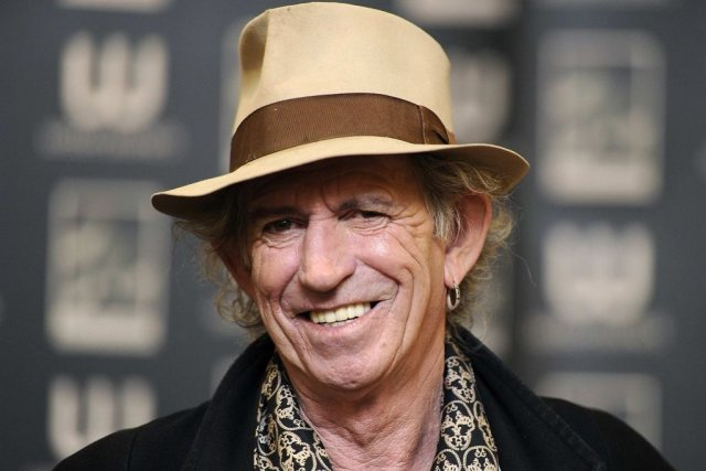 Keith Richards... (Photo: Reuters)