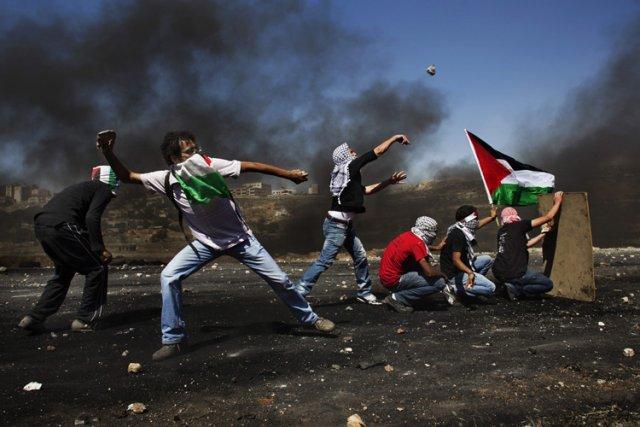 Les dirigeants palestiniens se refusent à ce qu'ils... (Archives AP)