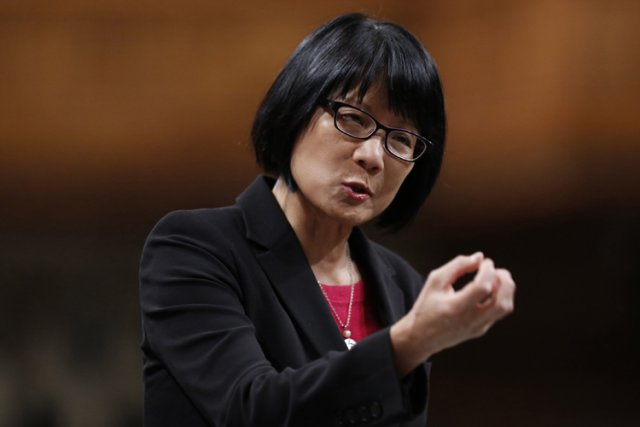 Olivia Chow... (Photo: Reuters)