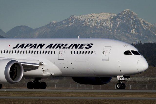 Toujours en retard, les avions? Certainement pas au Japon, alors que Japan... (Photo Darryl Dyck, La Presse Canadienne)