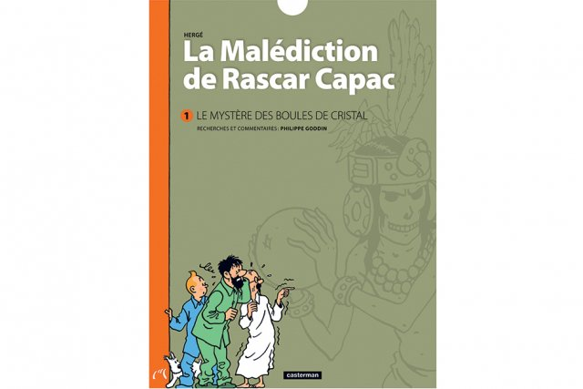 La malédiction de Rascar Capac... (Photo: Casterman)