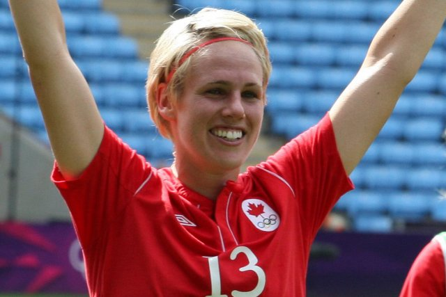 Sophie Schmidt... (Photo Mike Ridewood, archives PC)