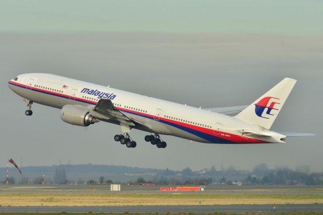 UnBoeing 777de Malaysia Airlines... (Photo Laurent Errera, AP)