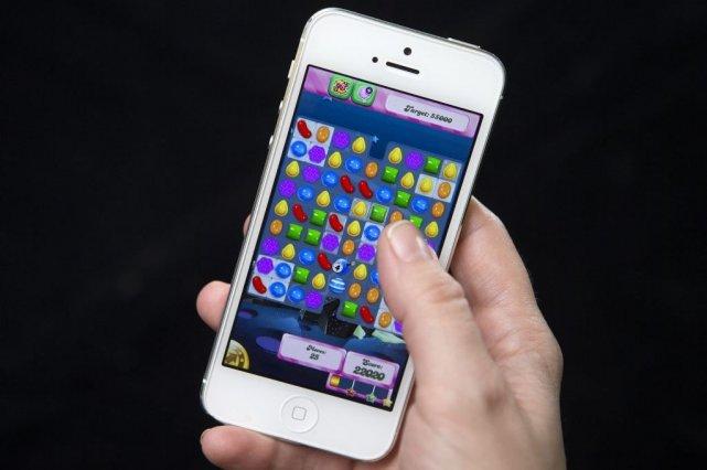 Les jeux plus simples d'accès, nés dans les... (PHOTO CARLO ALLEGRI, REUTERS)