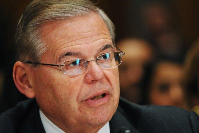 Le président de la commission des Affaires étrangères... (Photo: AFP)