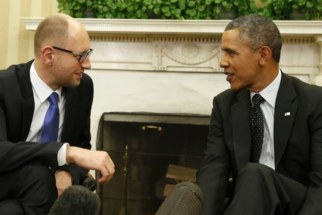 Barack Oama a reçu le Premier ministre de... (Photo: Reuters)
