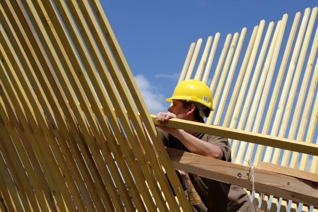 Les secteurs des matériaux de construction et des... (Archives)