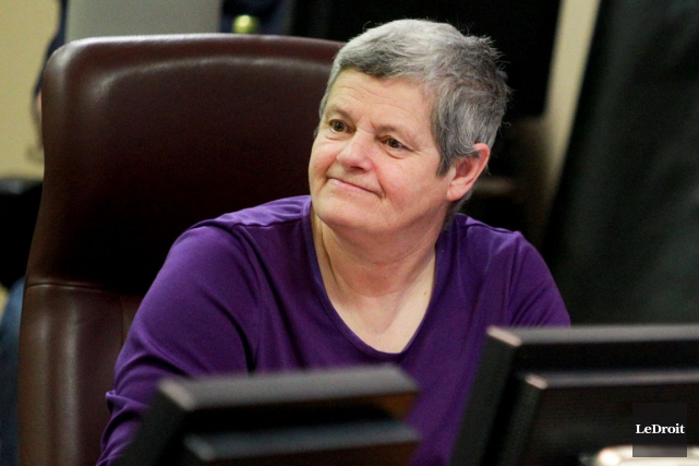 Un groupe de quatre citoyens accuse Denise Laferrière... (Archives, LeDroit)