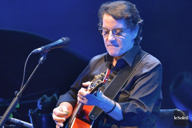 Francis Cabrel estime qu'une quarantaine de ses chansons... (Photo: Yan Doublet, Le Soleil)