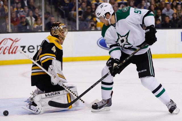 Les Bruins de Boston ne regrettent pas d'avoir... (Photo Greg M. Cooper, USA Today)