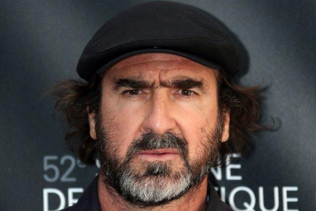 Éric Cantona... (Photo Loic Venance, AFP)