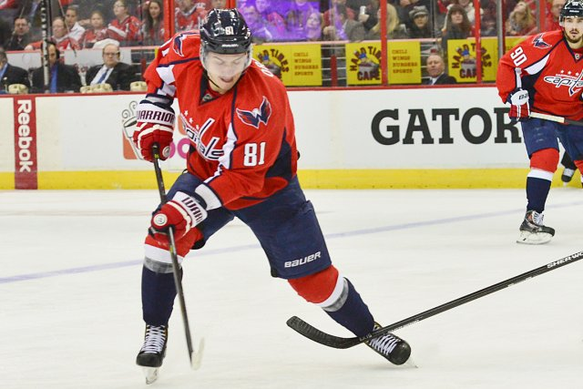 Le défenseur des Capitals de Washington Dmitry Orlov.... (Photo Tommy Gilligan, USA Today)