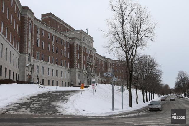 Acheté 16 millions par l'Université de Montréal en... (Photo Martin Chamberland, La Presse)