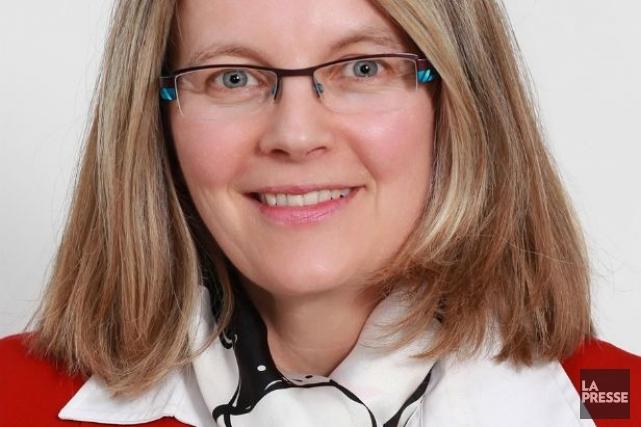 La libérale Christine Innes, candidate malheureuse en 2008... (Photothèque La Presse)