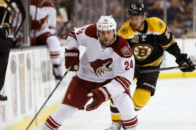 Tuukka Rask a effectué 21 arrêts et les Bruins de Boston ont défait les Coyotes... (Photo AP)