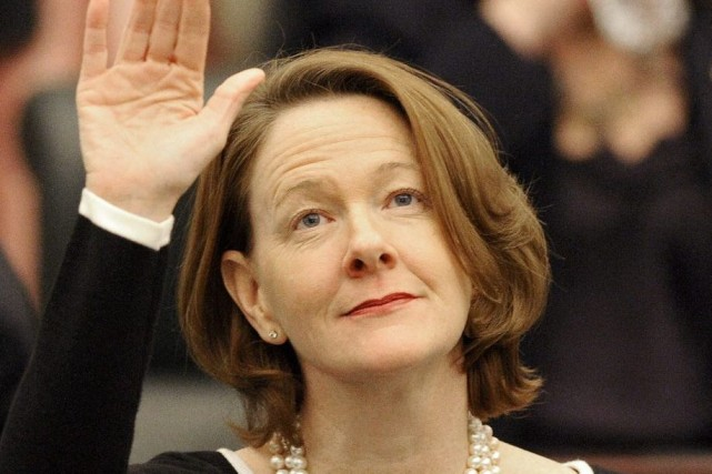Alison Redford... (PHOTO ARCHIVES REUTERS)