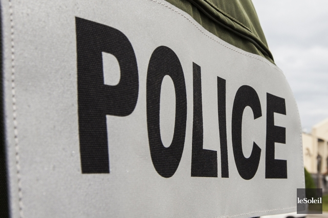 Un accident sur la route 158, à Saint-Lin dans les Laurentides, a fait un... (Photothèque Le Soleil)