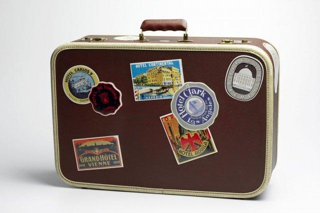 Pas besoin de préciser aux grands voyageurs qu'il faut voyager léger. Ou avoir... (Photo Digital/Thinkstock)