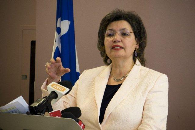 Fatima Houda-Pepin... (Photo Sira Chayer, La Presse)