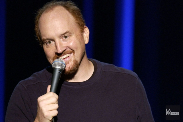 Louis C.K.... (Photo: archives La Presse)