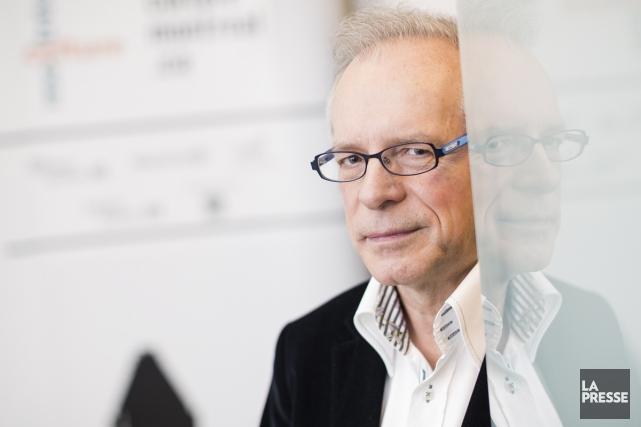 Simon Brault, président-fondateur de Culture Montréal, est un... (Photo: Édouard Plante-Fréchette, archives La Presse)