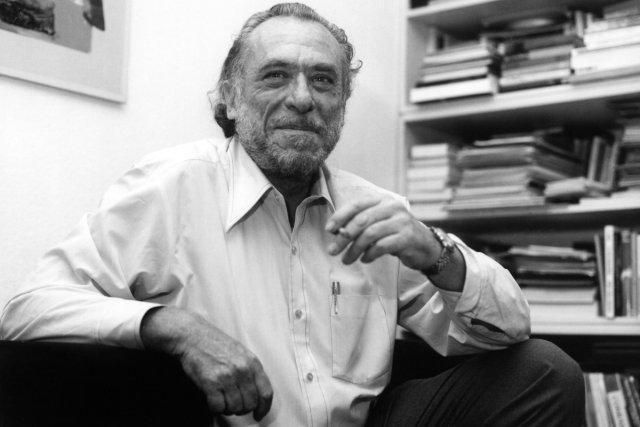 Charles Bukowski était bien plus dépendant de sa... (Photo: archives AP)
