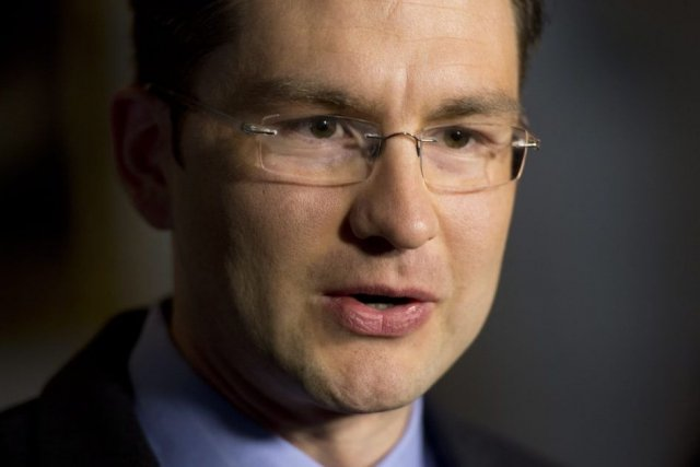 Le ministre pilotant C-23, Pierre Poilievre, a parfois... (Photo Archives La Presse Canadienne)