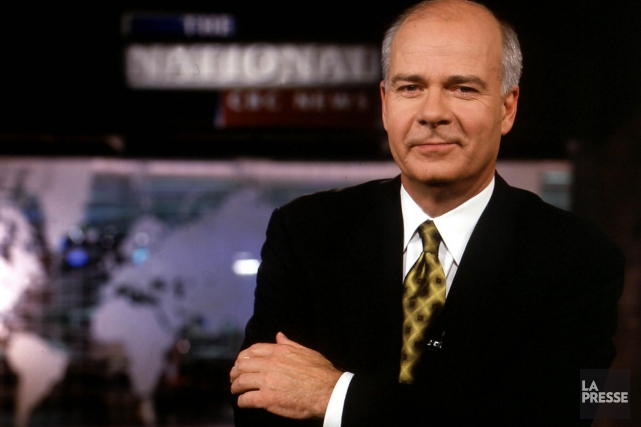 Peter Mansbridge n'était pas visé par la plainte,... (Photo Archives CBC)