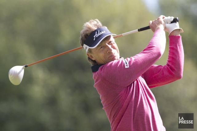 BernhardLanger, vainqueur de l'édition 2008, a inscrit huit... (PHOTO ROBERT SKINNER, ARCHIVES LA PRESSE)