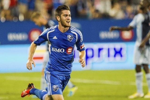 Blake Smith pourrait évoluer au poste de milieu... (Photo Sean Kilpatrick, La Presse Canadienne)